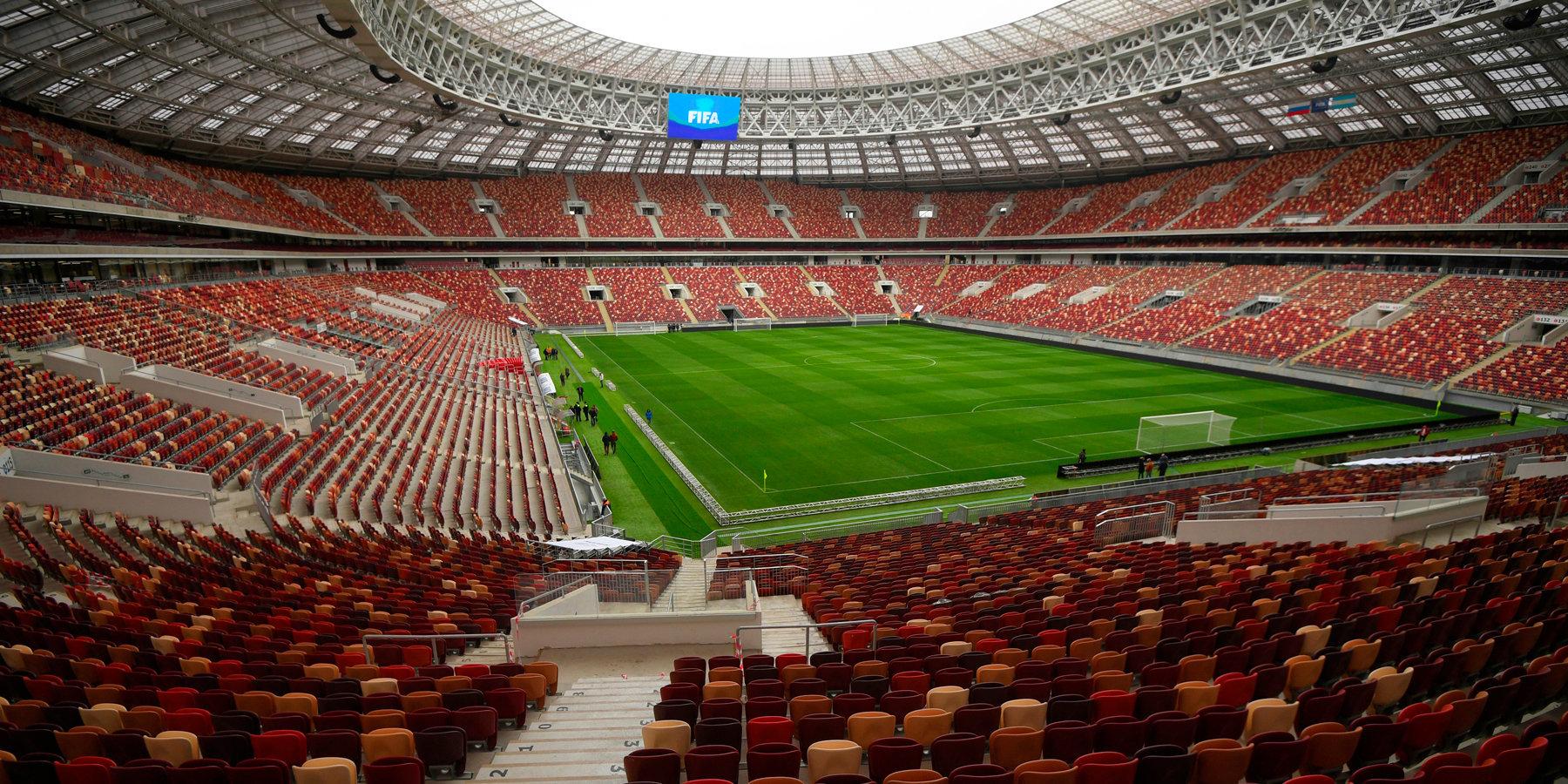 Собянин назвал «Лужники» лучшим стадионом вмире