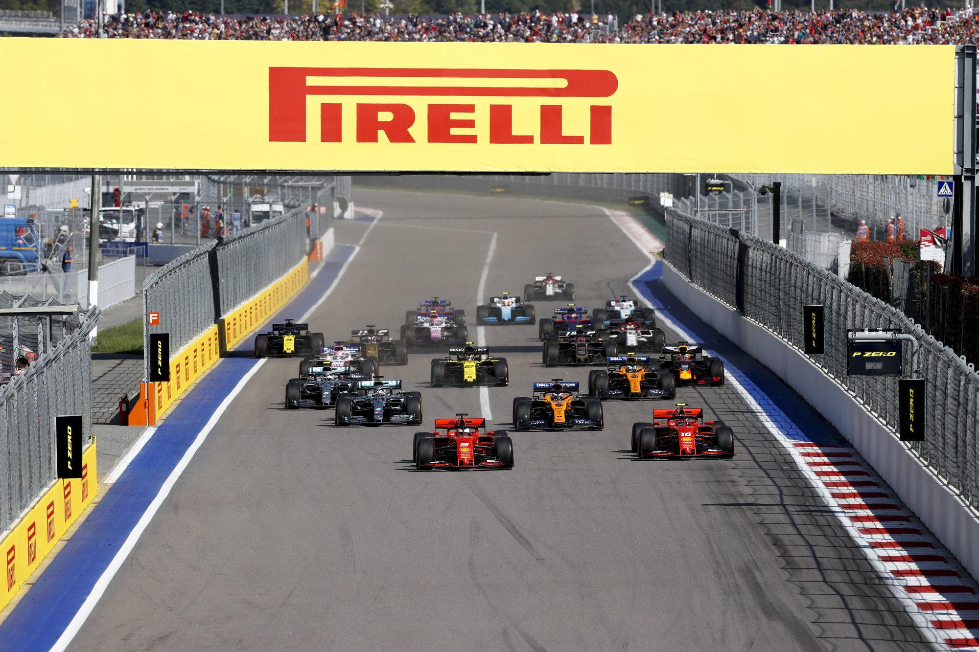 Пиастри выиграл вторую гонку сезона «Формулы-2», Шварцман не финишировал