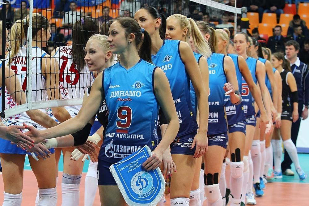 Динамо москва волейбольный женский клуб состав стриптиз клуб i фильм смотреть онлайн