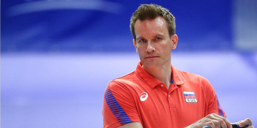 Туомас Саммелвуо: «Думаю, что Яковлев играл больше всех волейболистов в мире»