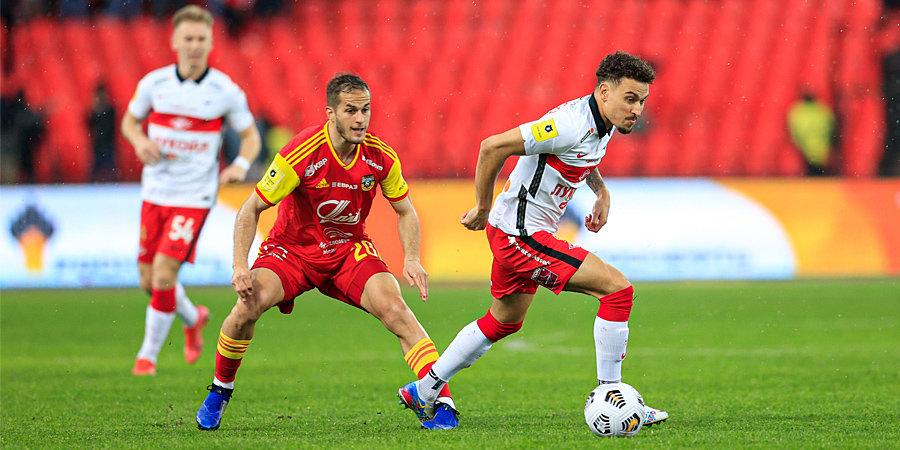 «Спартак» обыграл «Арсенал» и поднялся на 2-е место в Тинькофф РПЛ