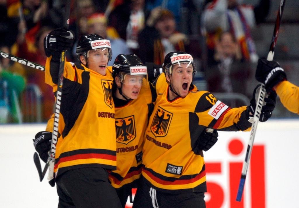 германия хоккей