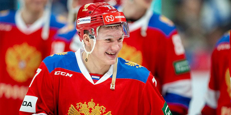 Стал известен состав сборной России на домашний этап Евротура