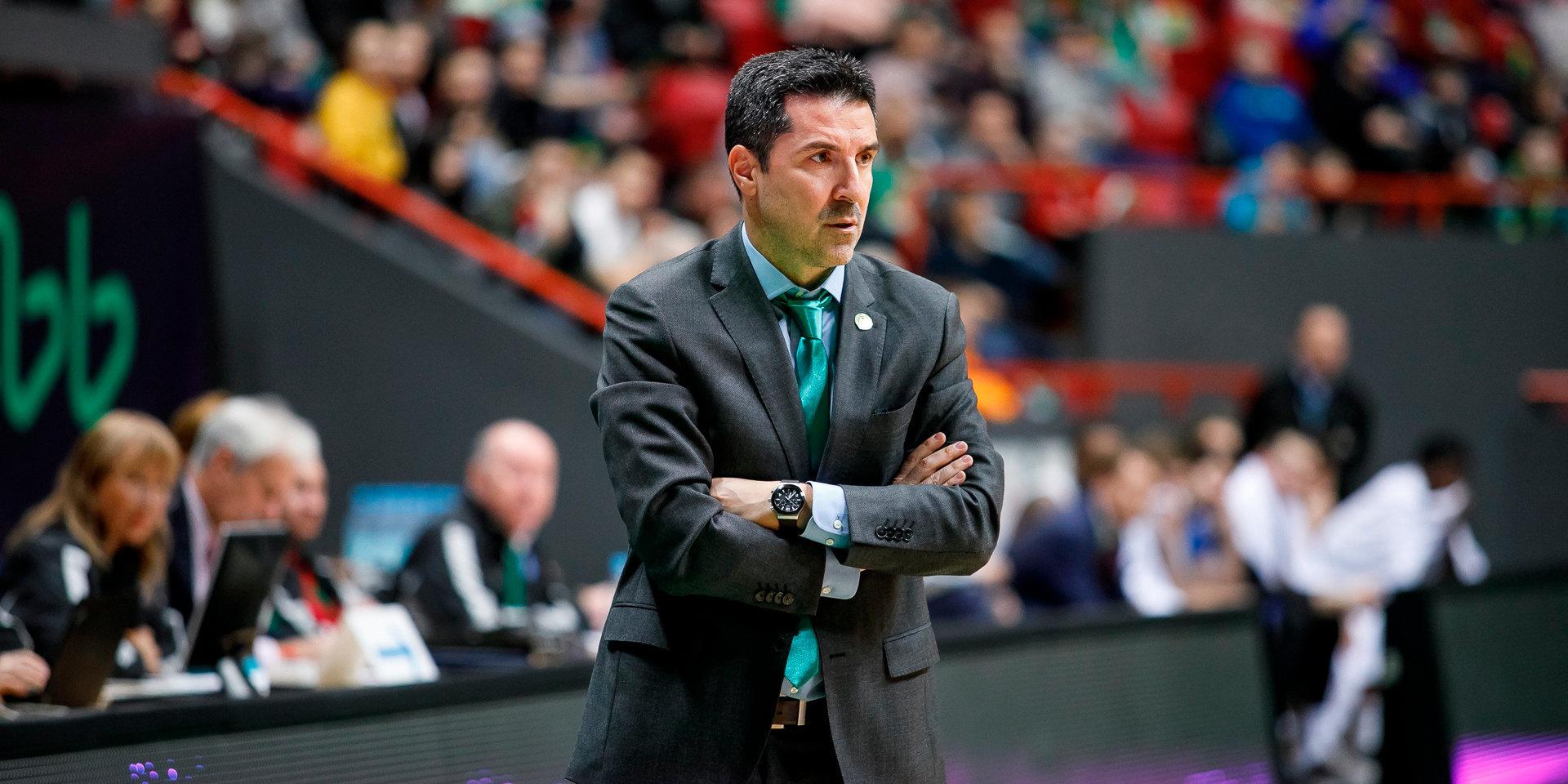 Димитриос Прифтис: «УНИКС не имеет права на ошибку в матче с «Галатасараем»