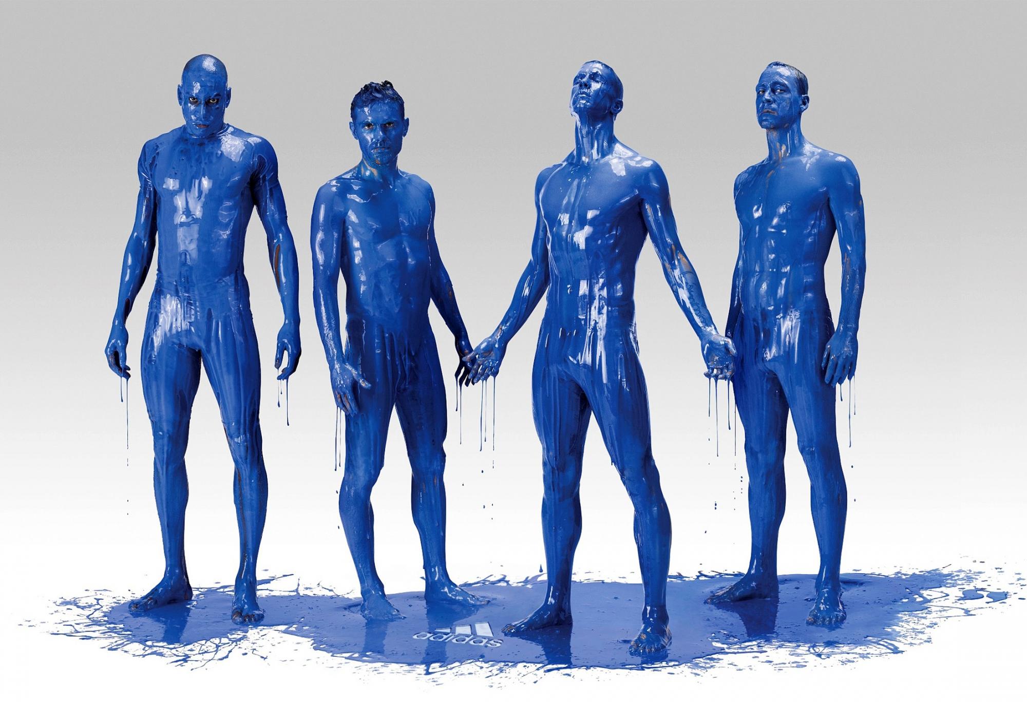 приготовления картинки про голубых людей услышать отзывы