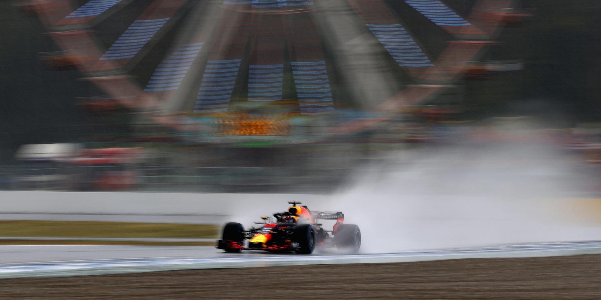 Формула 1. Гран-При Германии. Квалификация. Кто лучше