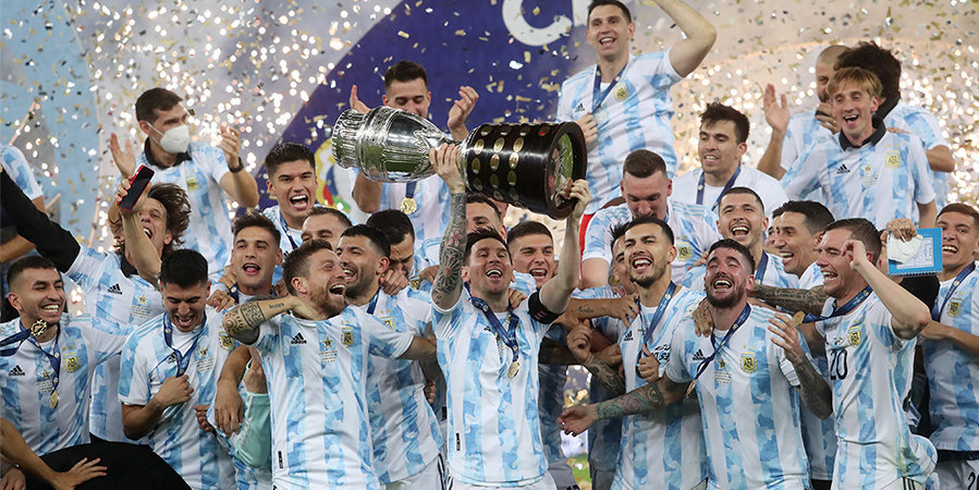 Лионель Месси: «Хочу посвятить эту победу аргентинцам, которые пережили плохие дни из-за вируса»