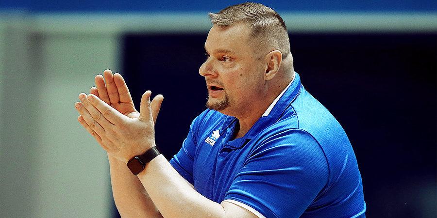 Владимир Алекно: «Вижу в Воронкове будущее российского волейбола»