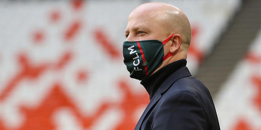 Марко Николич: «Динамо» создавало нам проблемы через центральную зону, оттуда и был забит гол»