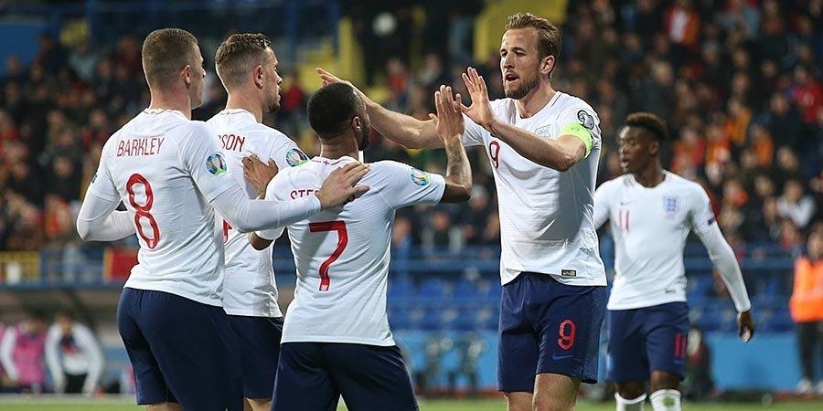 Бой за Евро: Англия против Дании