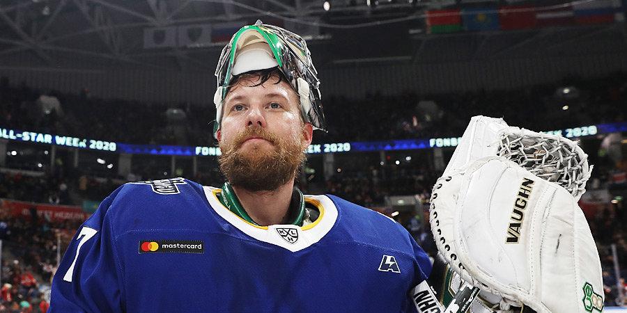 Линус Умарк — об игре в России: «Было много матчей, когда мне казалось, что я умру на льду»