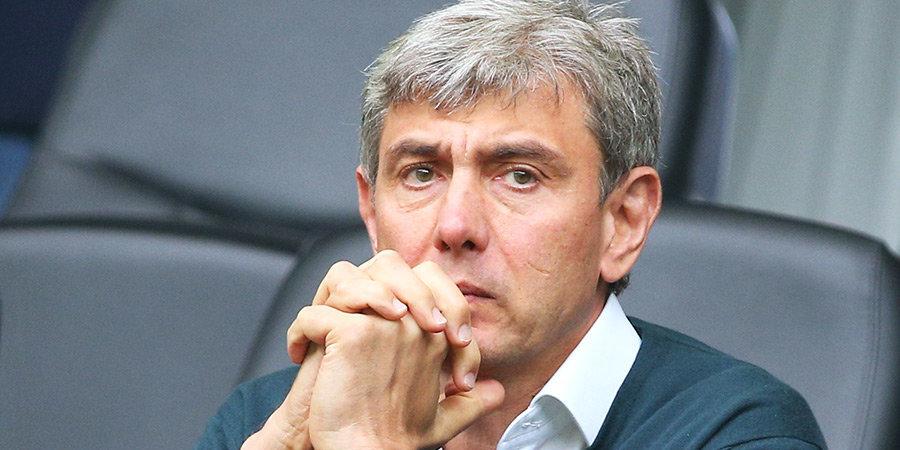 Андрей Аршавин: «Без разницы, кто будет тренером в «Краснодаре». Галицкий выбирает тех, которые удобны ему»