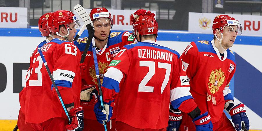 Фазель подтвердил, что музыка Чайковского заменит гимн России на ЧМ по хоккею