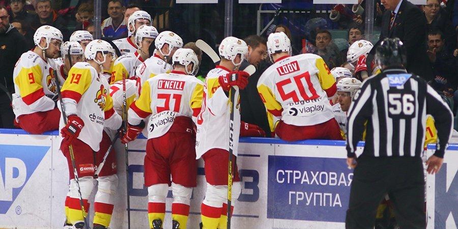 «Спартак» выиграл в дерби, «Йокерит» ушел на карантин, Шапорев — лучший снайпер «Куньлуня». Итоги недели КХЛ