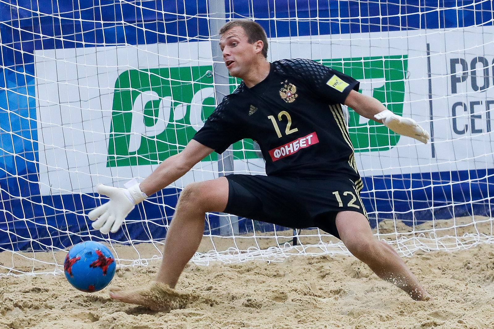 Украина провалила старт вСуперфинале— Пляжный футбол