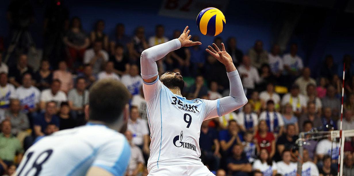 Казанский «Зенит» уверенно переиграл НОВА в Суперлиге