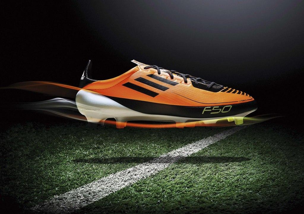 8d8a1826 #2. adidas F50 adiZero Prime – самые легкие футбольные бутсы adidas в мире  ...