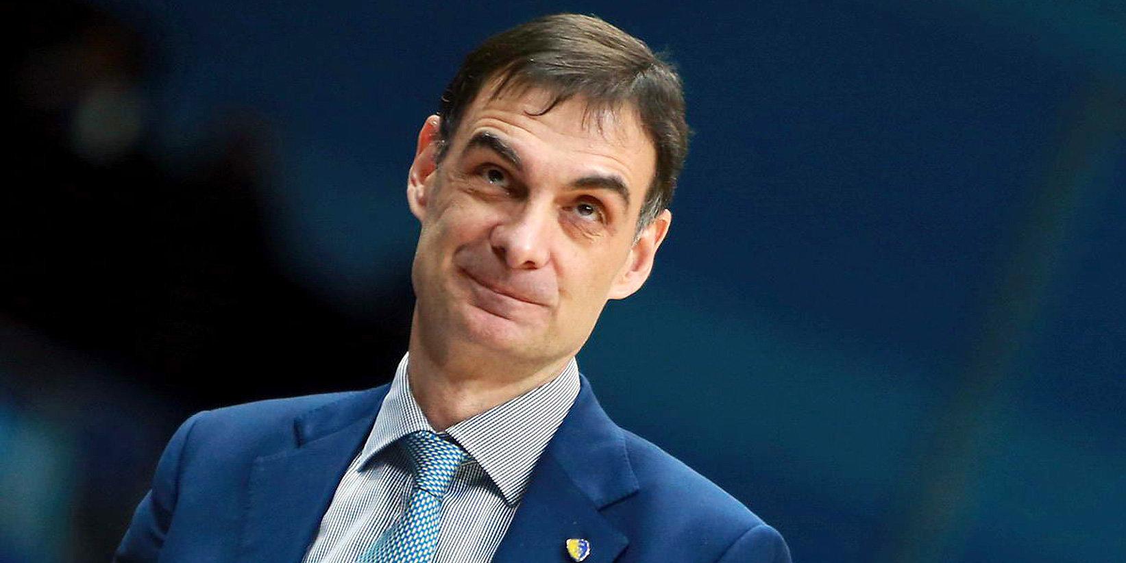 Георгиос Барцокас: «Дорогого стоит победить такую команду, как «Панатинаикос»