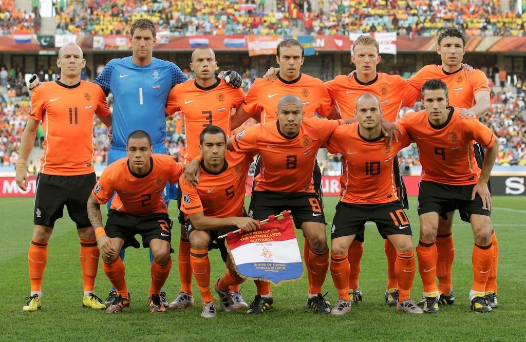 картинки сборной голландии второй половине