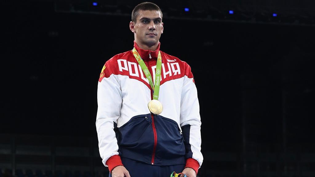 Доклад про олимпийского чемпиона 5684