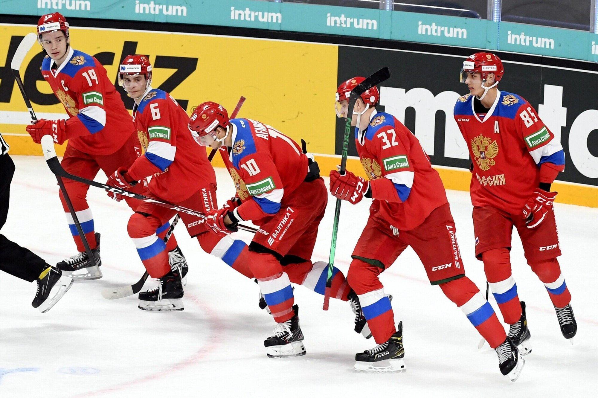 Сборная России прибыла в Мальмё на шведский этап Евротура