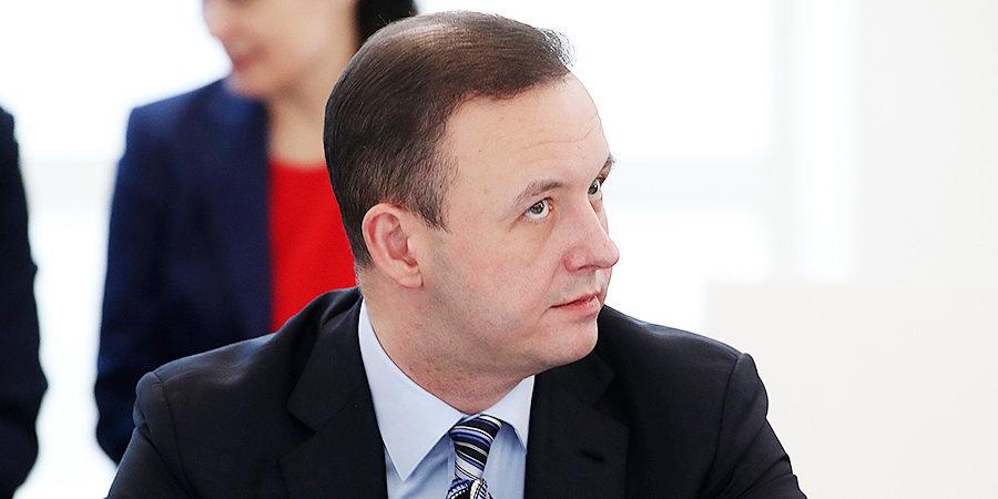 Кровопусков покинул должность генерального директора «Динамо»