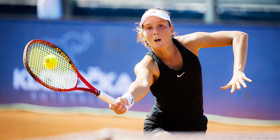 Грачева уступила Вондроушовой во втором круге турнира Yarra Valley Classic