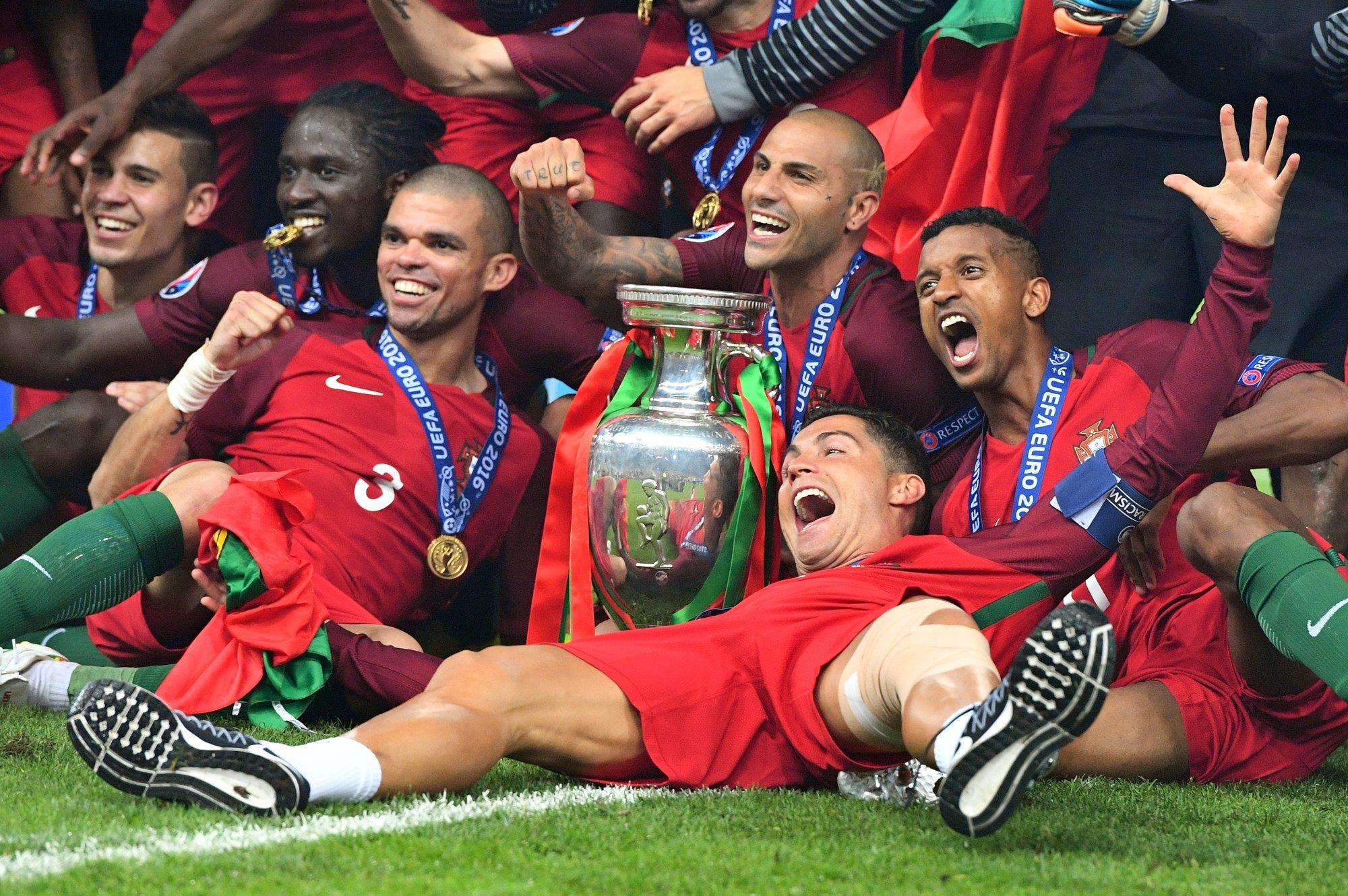 Чемпионы Евро. Все в деле кроме Греции
