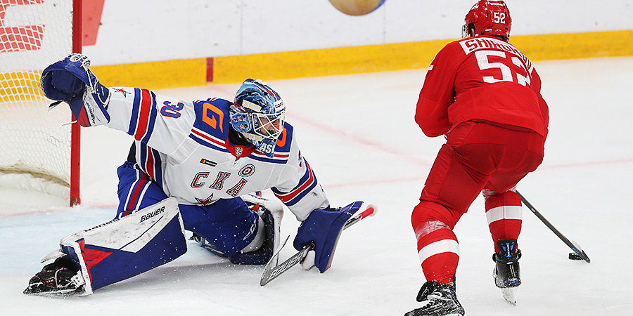 Дубль Широкова помог «Спартаку» победить СКА в Санкт-Петербурге
