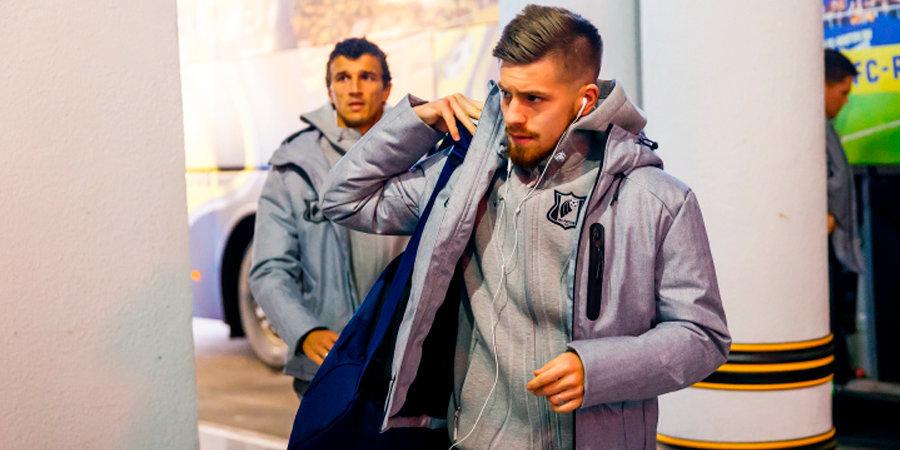 «Футболистик, ты где?» Глебов рассказал, как Карпин вызвал его в сборную России