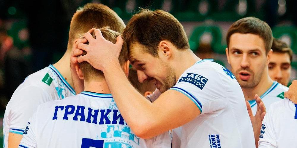 Московское «Динамо» возглавило таблицу Суперлиги, обыграв «Кузбасс»