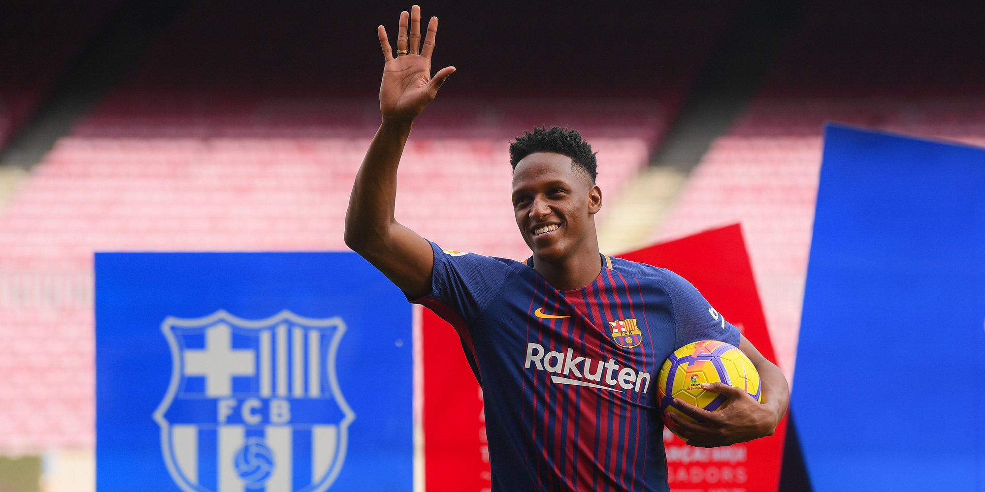 Защитник «Барселоны» бомба будет игроком «Эвертона» 8августа