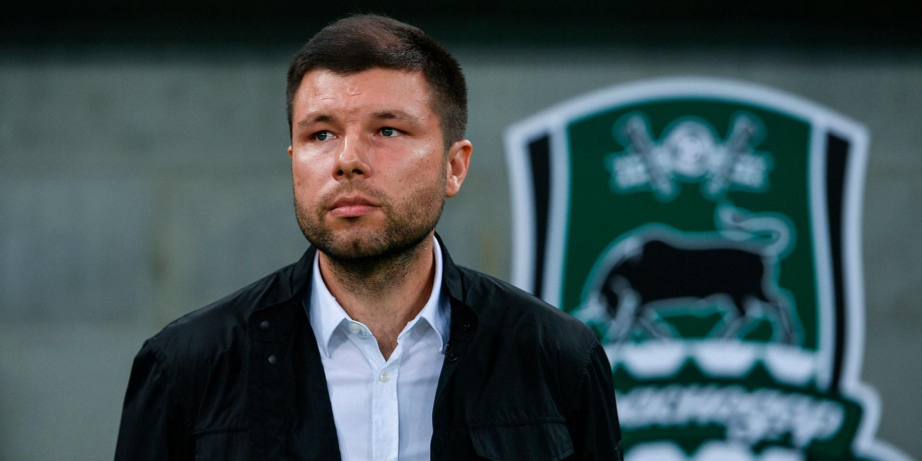 Мурад Мусаев: «Краснодар» не выиграл ни одного матча у команд из первой пятерки? Так сложилось»