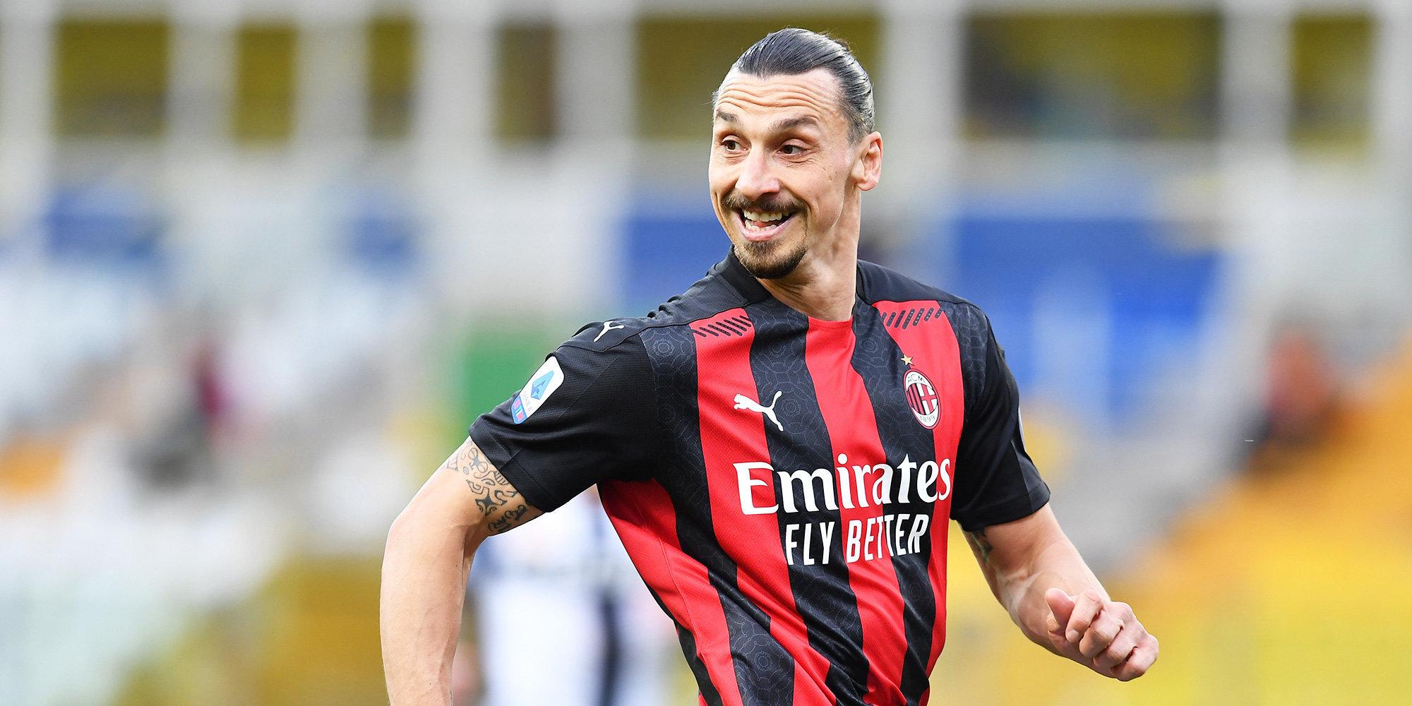 Ибрагимович не сыграет против «Лацио»