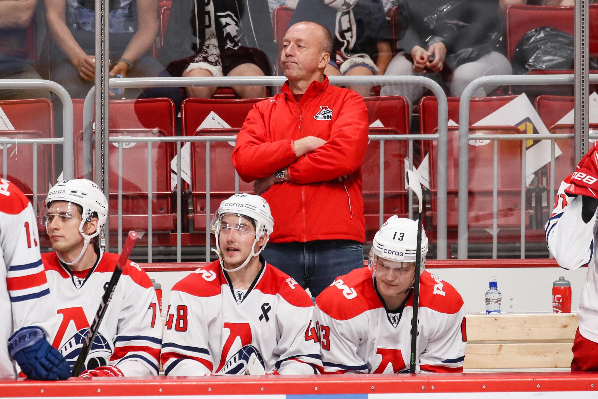 Андрей Скабелка: «Мы абсолютно не удовлетворены качеством своего хоккея»