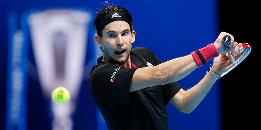 Австрийский теннисист Тим отказался от участия в Олимпиаде