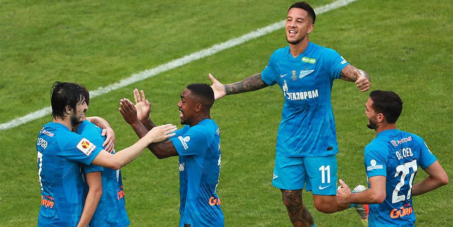 Виталий Милонов — о лимите: «Хочется, чтобы в России пацаны росли и показывали наш футбол, а не какой-то импортный»