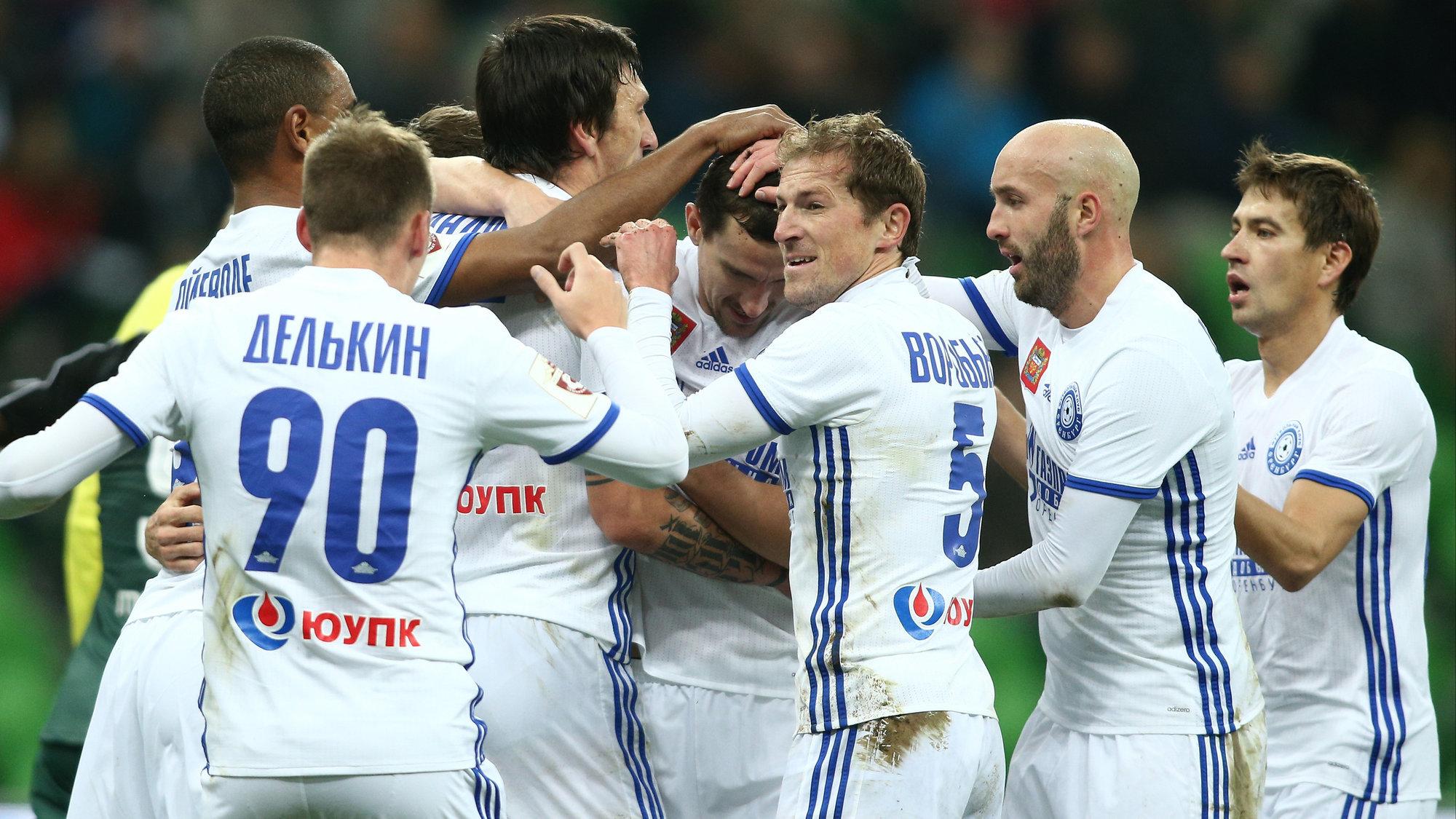 «Оренбург» закончился вничью: Матч «СКА»