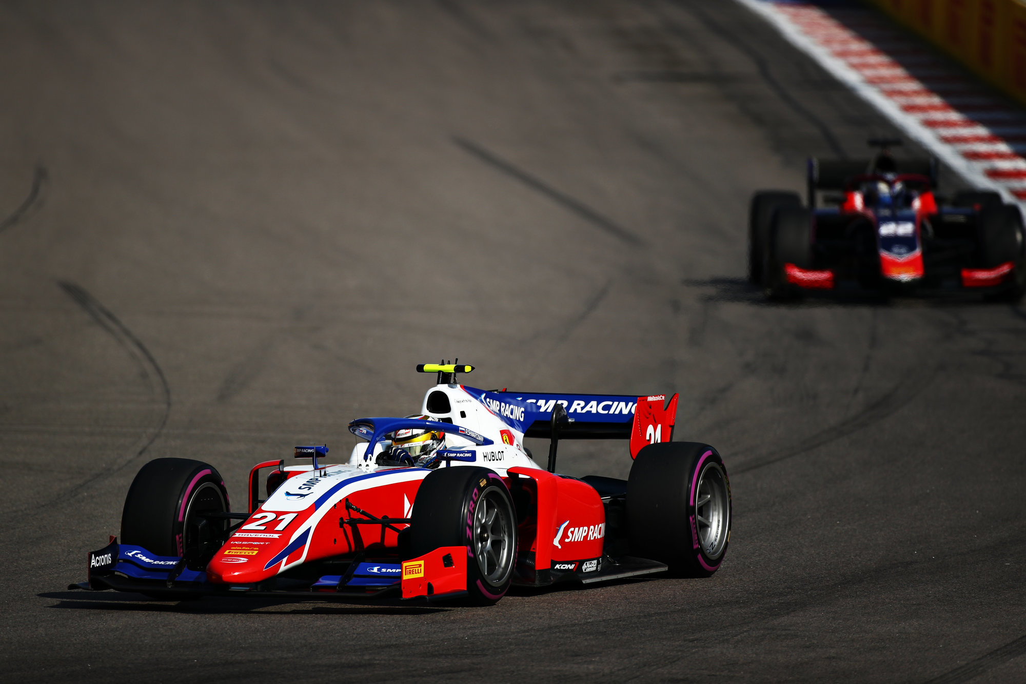Чжоу показал первое время в квалификации Гран-при Бахрейна, Шварцман — 12-й