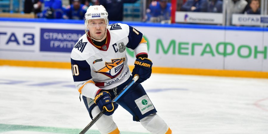 «Металлург» проиграл «Сибири» в 800-м матче Мозякина в КХЛ