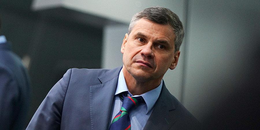 Дмитрий Квартальнов: «Мы довольны тем, что много забиваем»