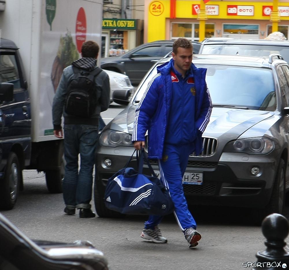 венского машины российских футболистов которых