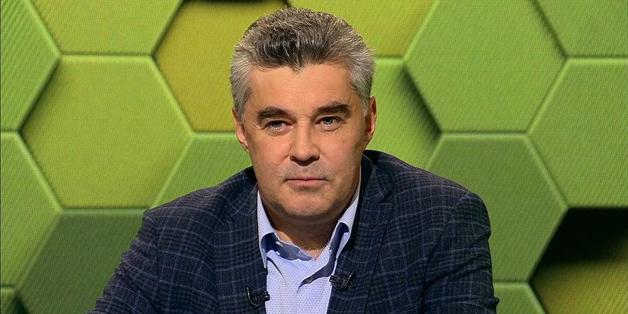 Николаев считает, что Казарцеву нужно было назначить пенальти в пользу «Краснодара» в матче с ЦСКА