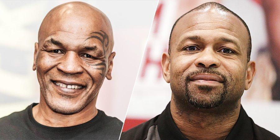 Майк Тайсон и Рой Джонс-младший будут драться на ринге Лос-Анджелеса 28 ноября 2020 года
