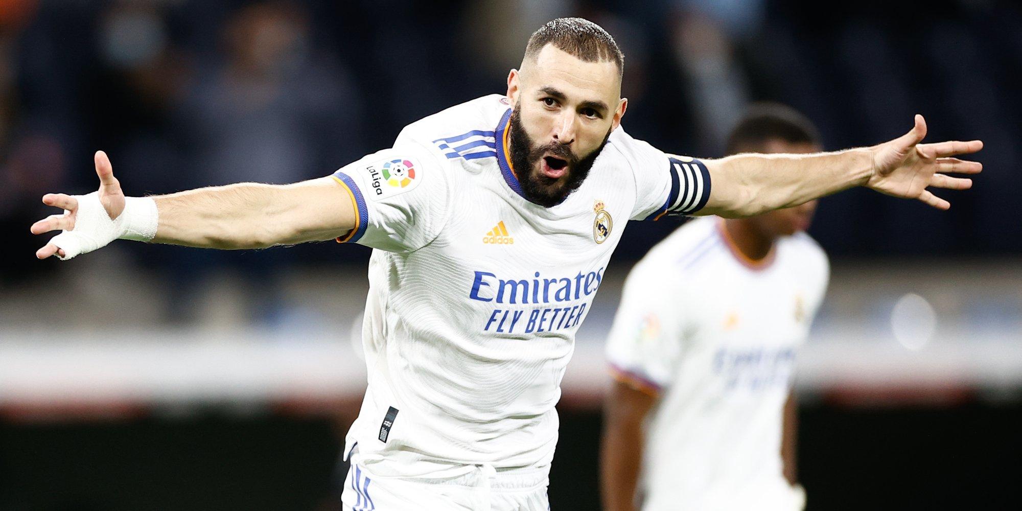 «Реал» призвал отдать «Золотой мяч» Бензема после победы форварда в финале Лиги наций