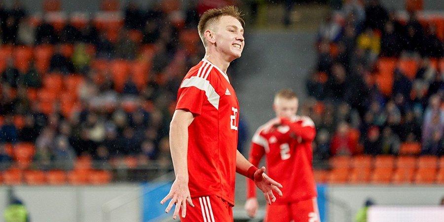 Экзамен Испанией. Новая российская молодежка начинает отбор на Евро-2023