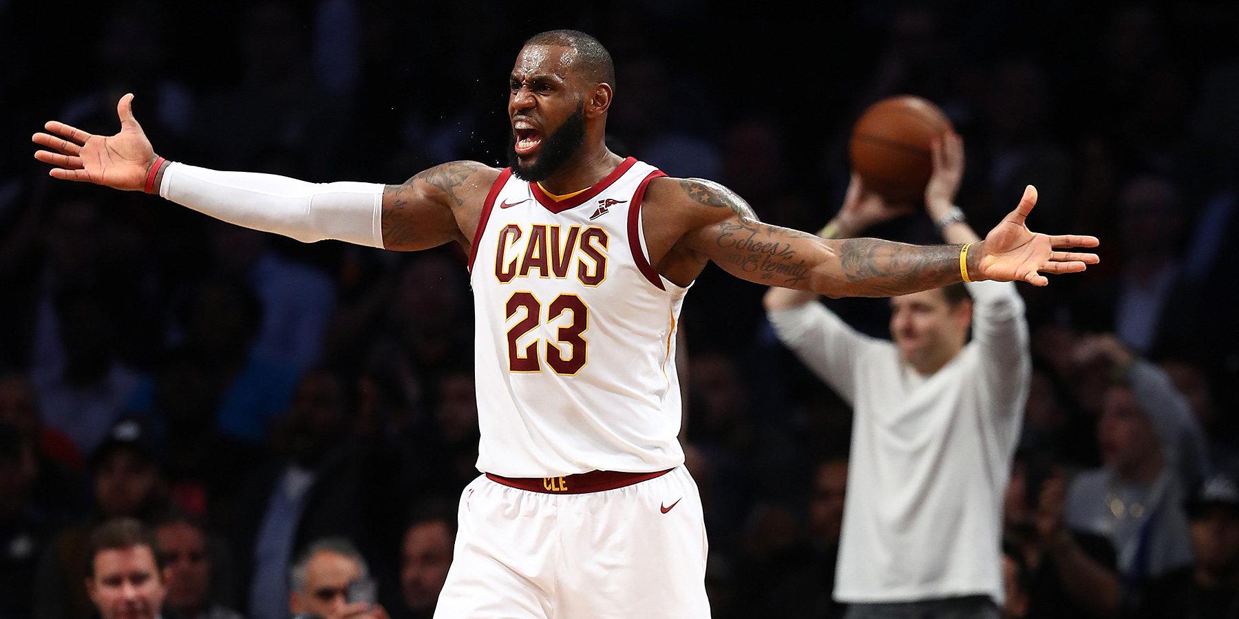 Сможет ли Кливленд обыграть Бостон На что делать ставки на НБА 17 Мая 2018