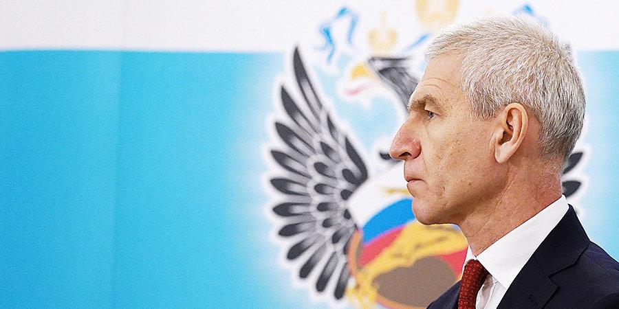 Олег Матыцин – о проведении волейбольного ЧМ-2022 в России: «Недавнее решение CAS добавило определенные беспокойства»