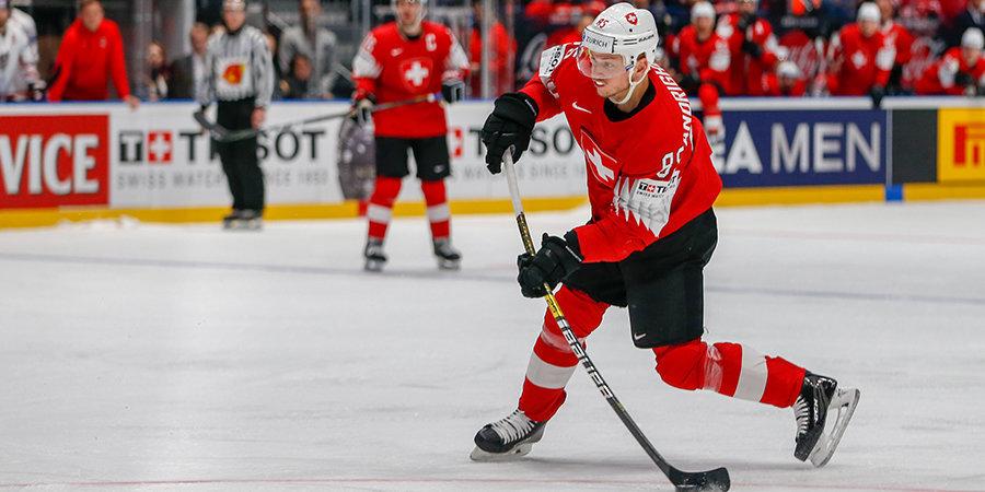 Новичок «Авангарда» из НХЛ рассказал, почему он принял предложение команды