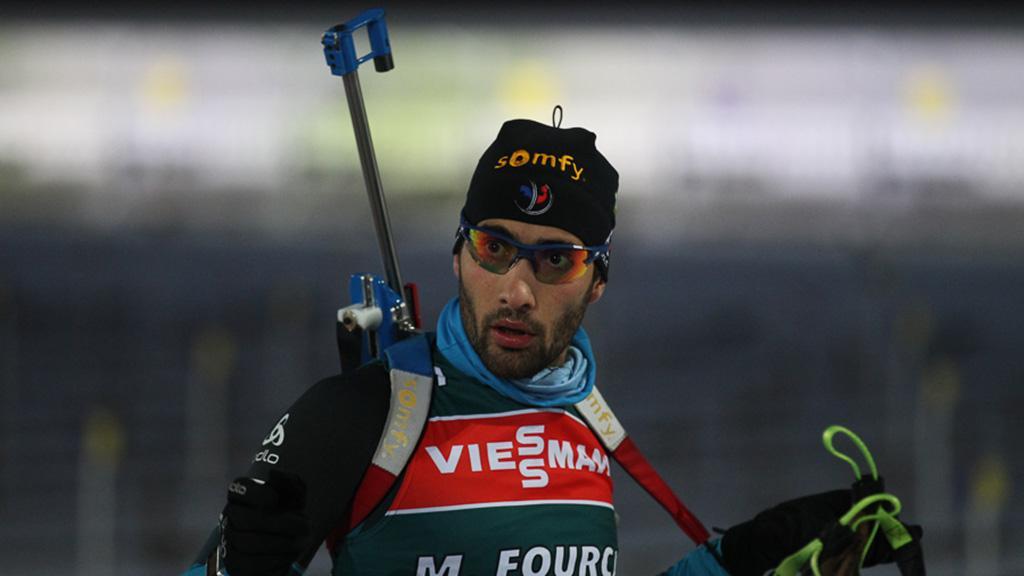 Фуркад одержал победу гонку преследования вОберхофе, Бабиков— шестой
